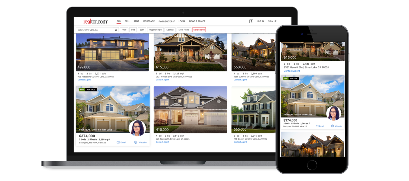 Realtor.com extends Facebook ad product to brokers