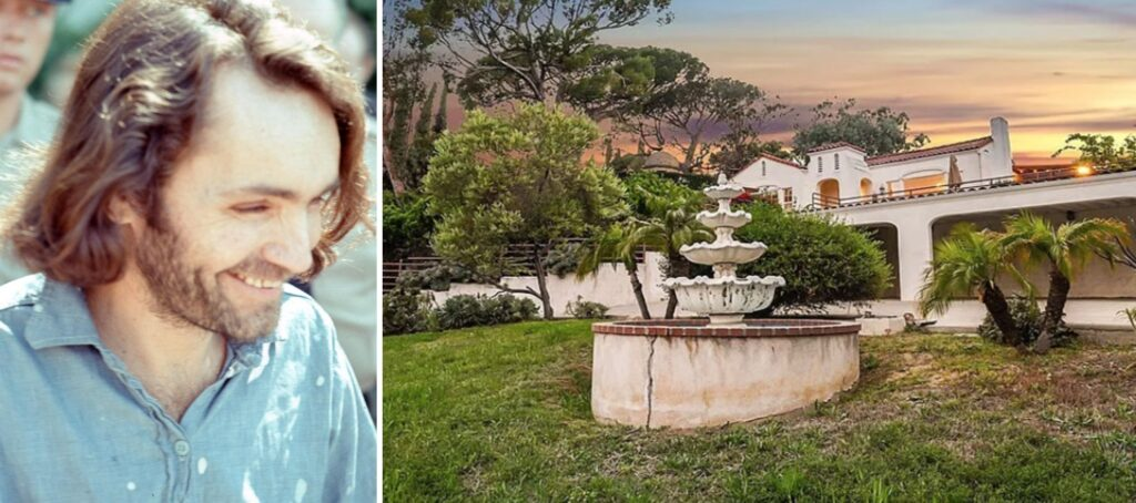 Charles Manson murder mansion hits the market for $1.98B