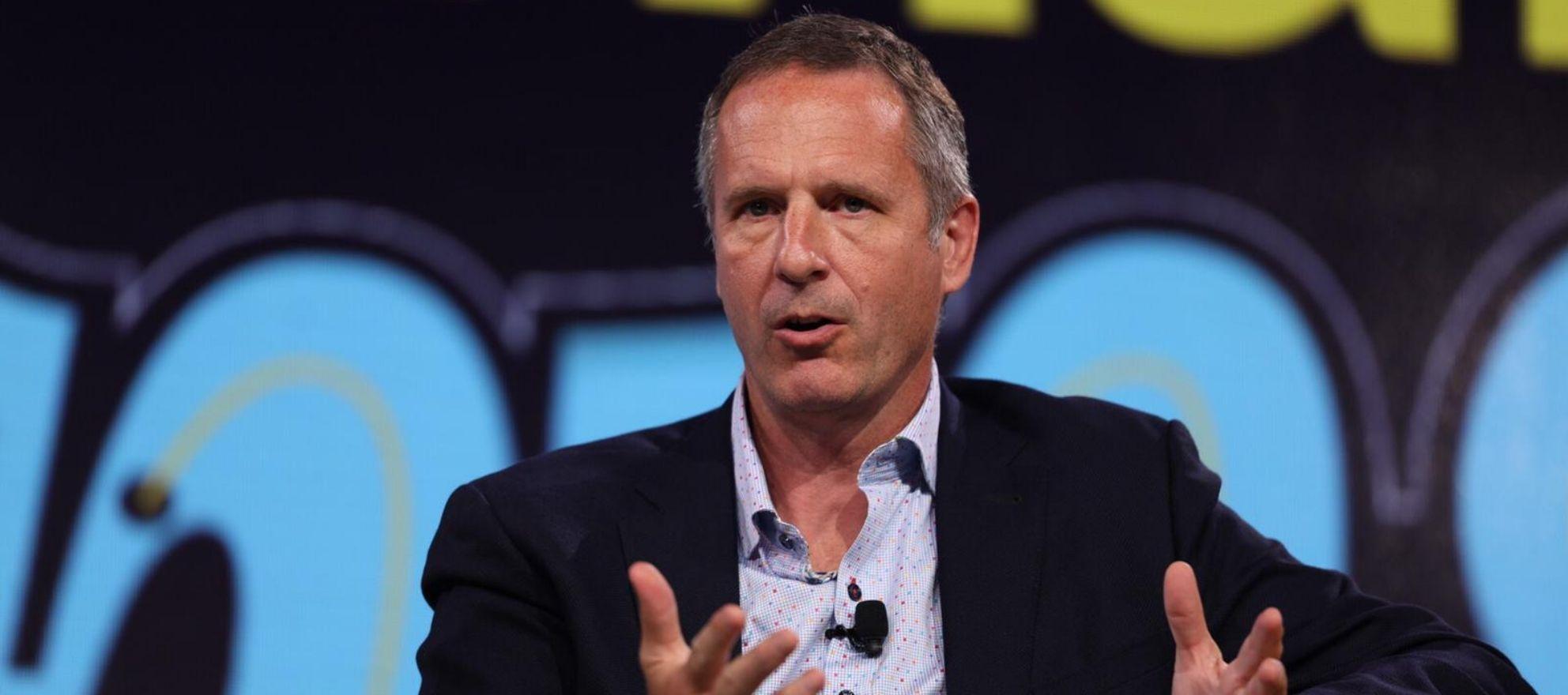 EXp Realty CEO Glenn Sanford is the billionaire next-door