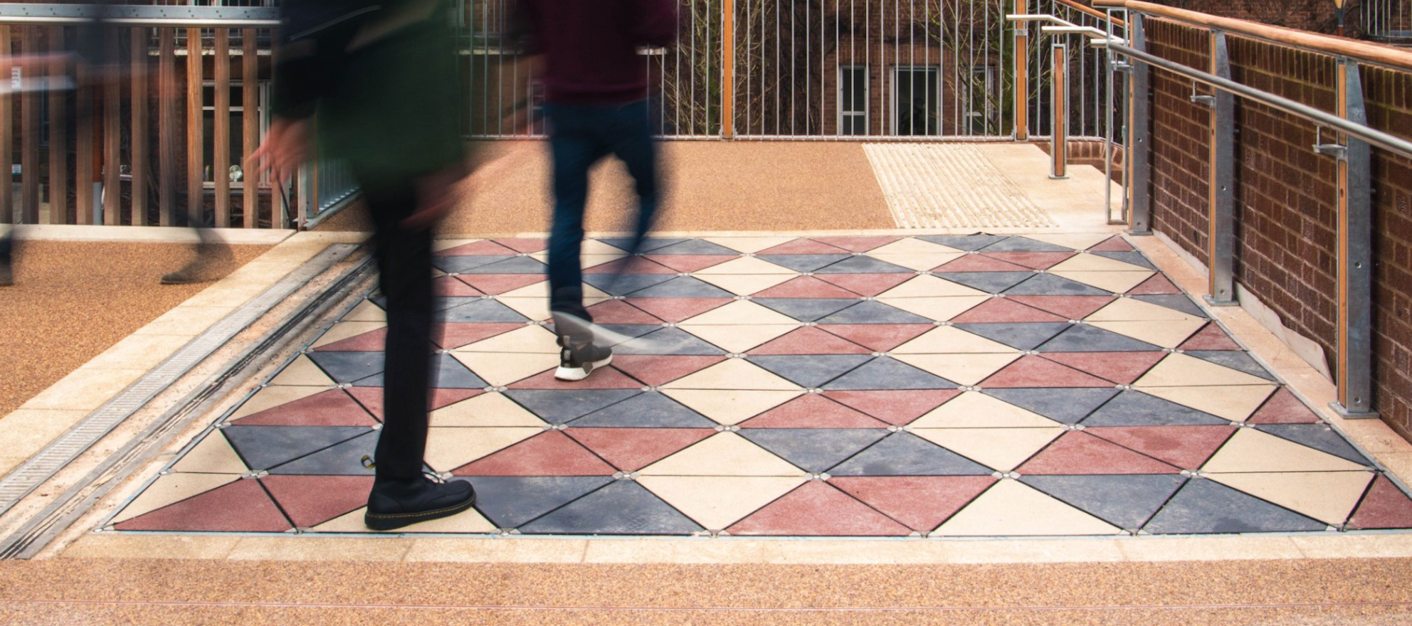 Company that creates electricity from footsteps raises $3.2M