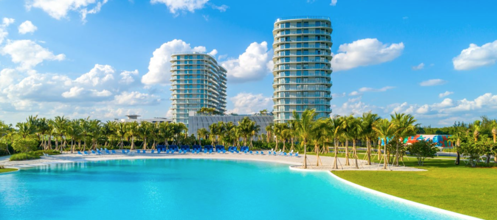 Miami developer tries to lure renters with manmade lagoon
