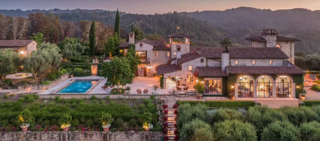 Football legend Joe Montana slashes price on storybook estate