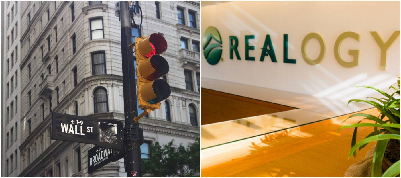BlackRock raises its stake in plummeting Realogy