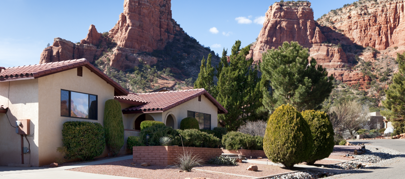A small town in Arizona has been overrun with short-term rentals