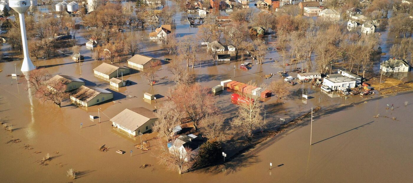 Climate change is driving up insurance costs for homeowners