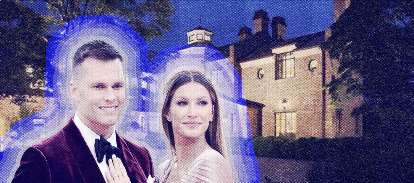Tom Brady and Gisele Bündchen slash price on Boston mansion