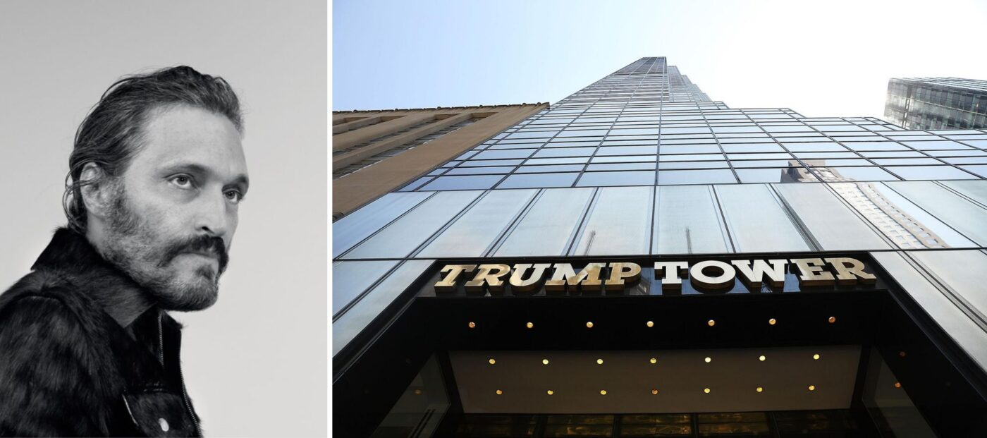 Vincent Gallo pays cash for deeply discounted Trump Tower condo