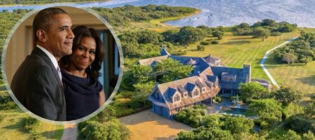 From the Hill to the Vineyard: Take a look at the Obamas' future $14.85M estate