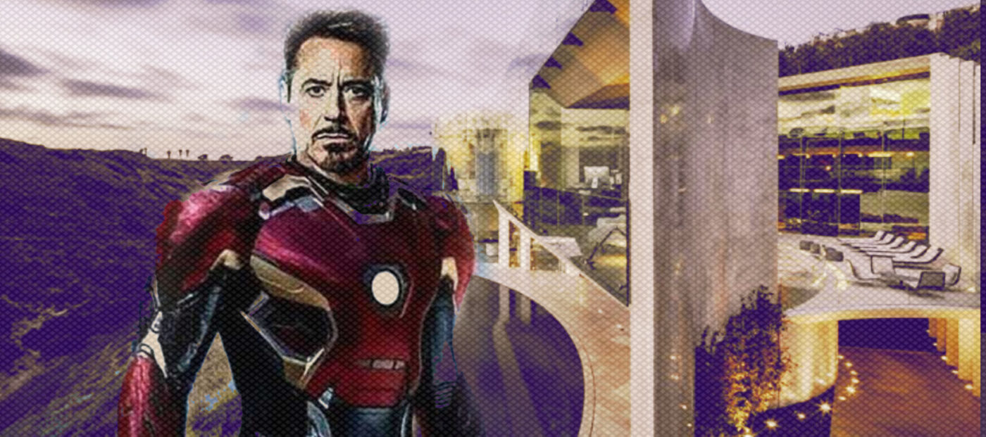 California mansion that inspired 'Iron Man' home sells for $20.8M