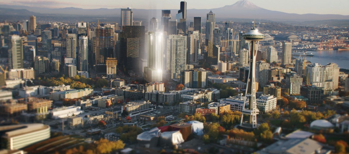 An over-the-top housing complex to rise near Amazon HQ in Seattle