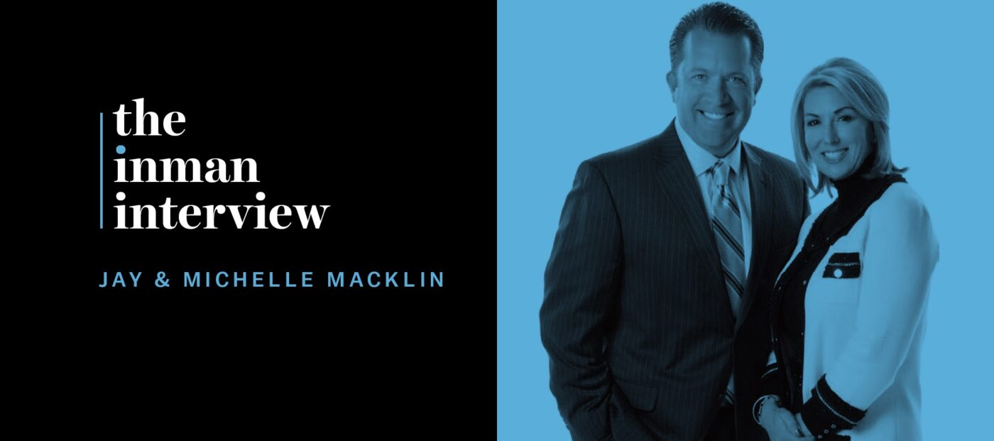 How Jay and Michelle Macklin successfully went independent