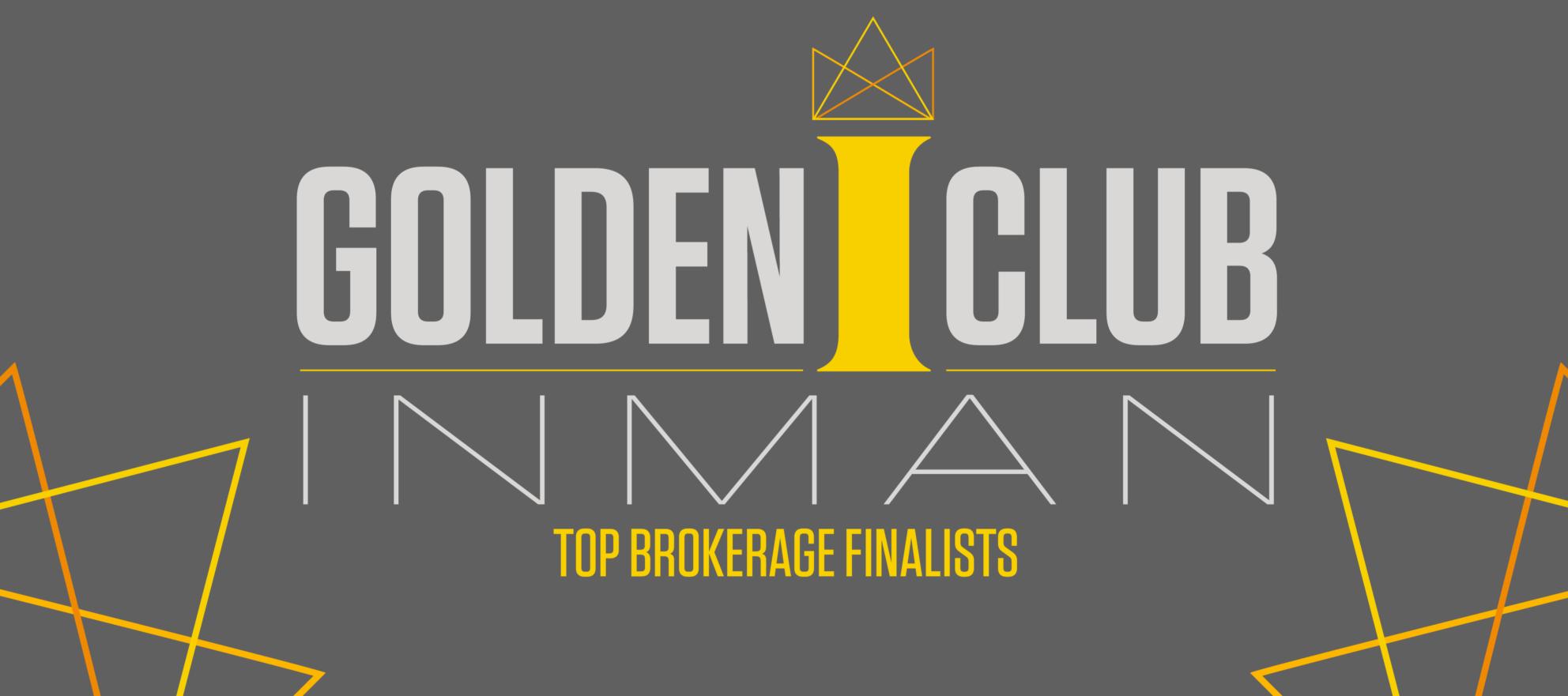 Inman Golden I Club finalists: Top luxury brokerage