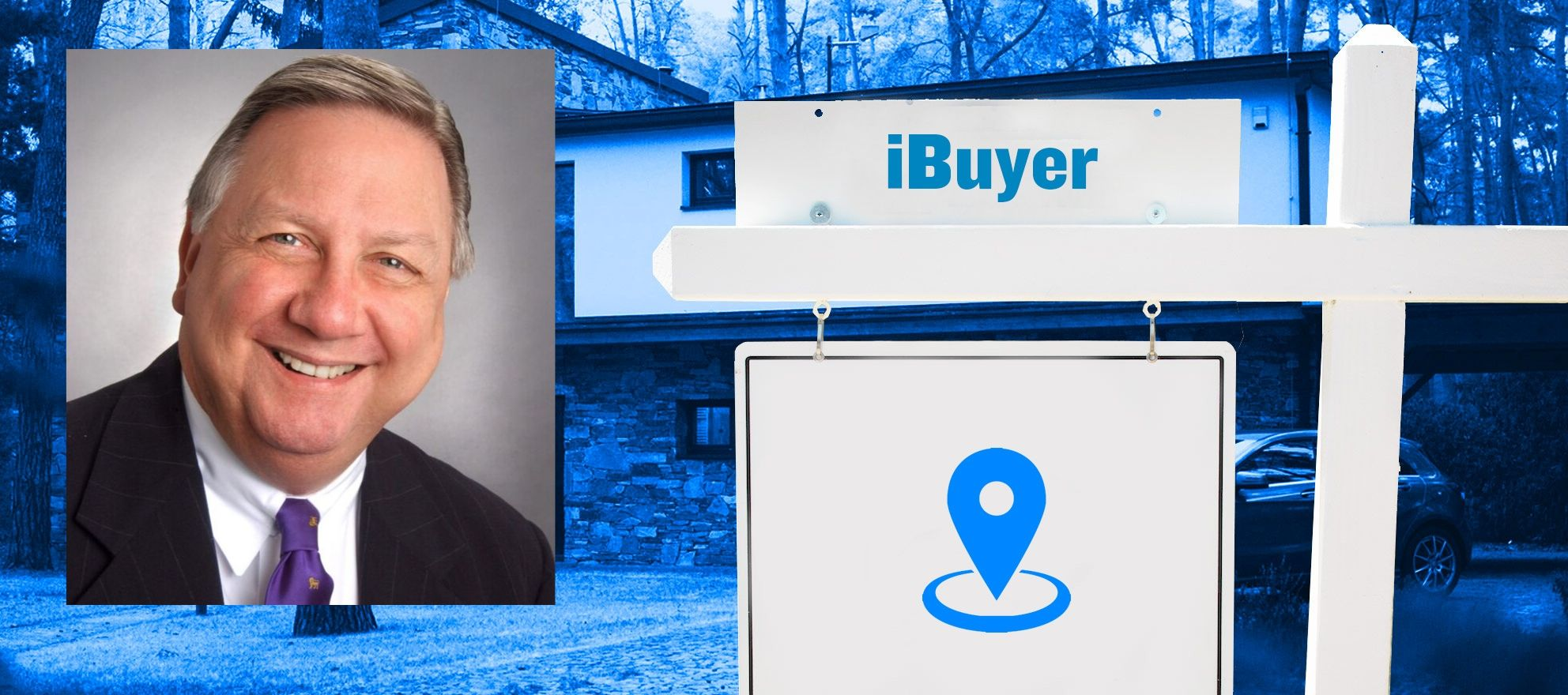 Houston Association of Realtors President: 41% of current sellers would consider using an iBuyer