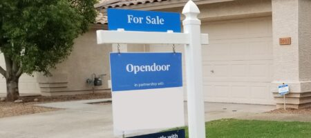 Police arrest couple found squatting in Opendoor home with kids