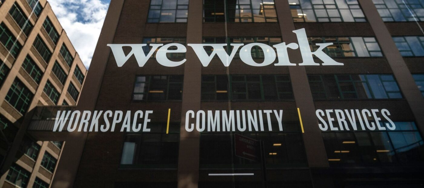 WeWork CEO Adam Neumann is resigning