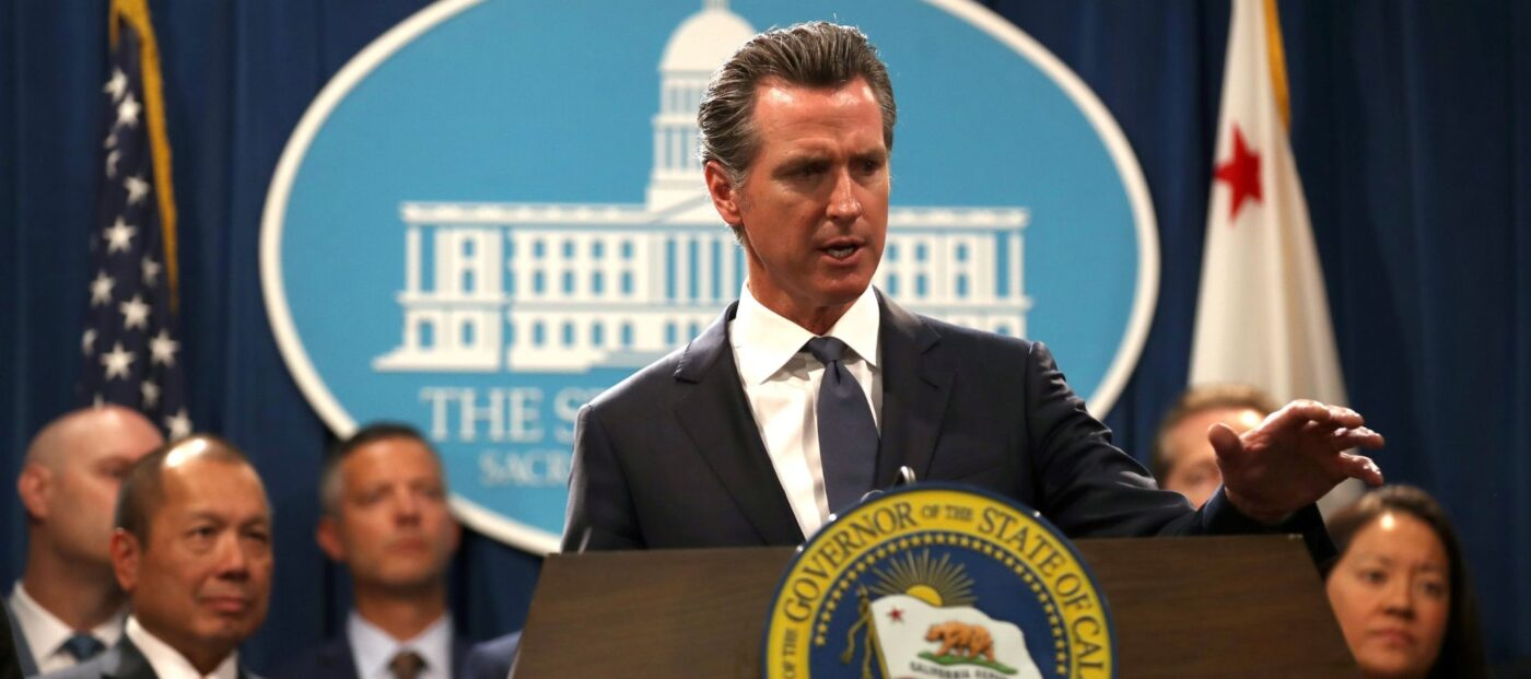 California governor signs gig economy bill into law