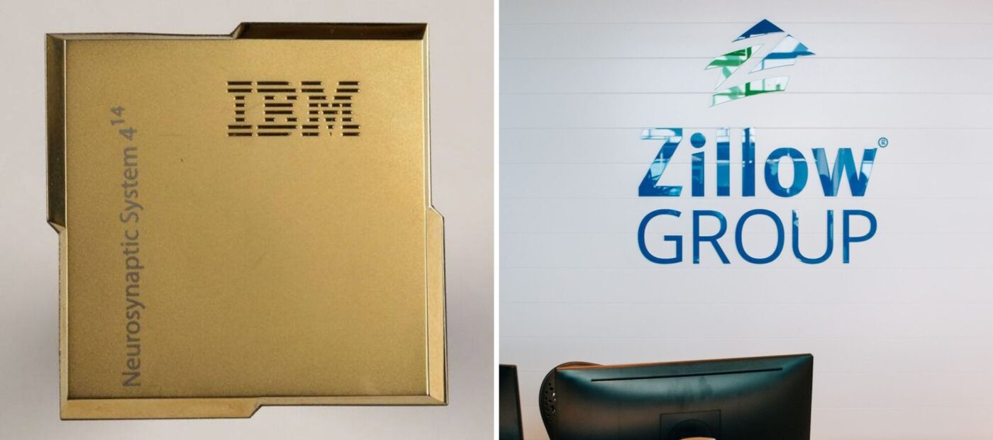 IBM sues Zillow over multiple charges of patent infringement