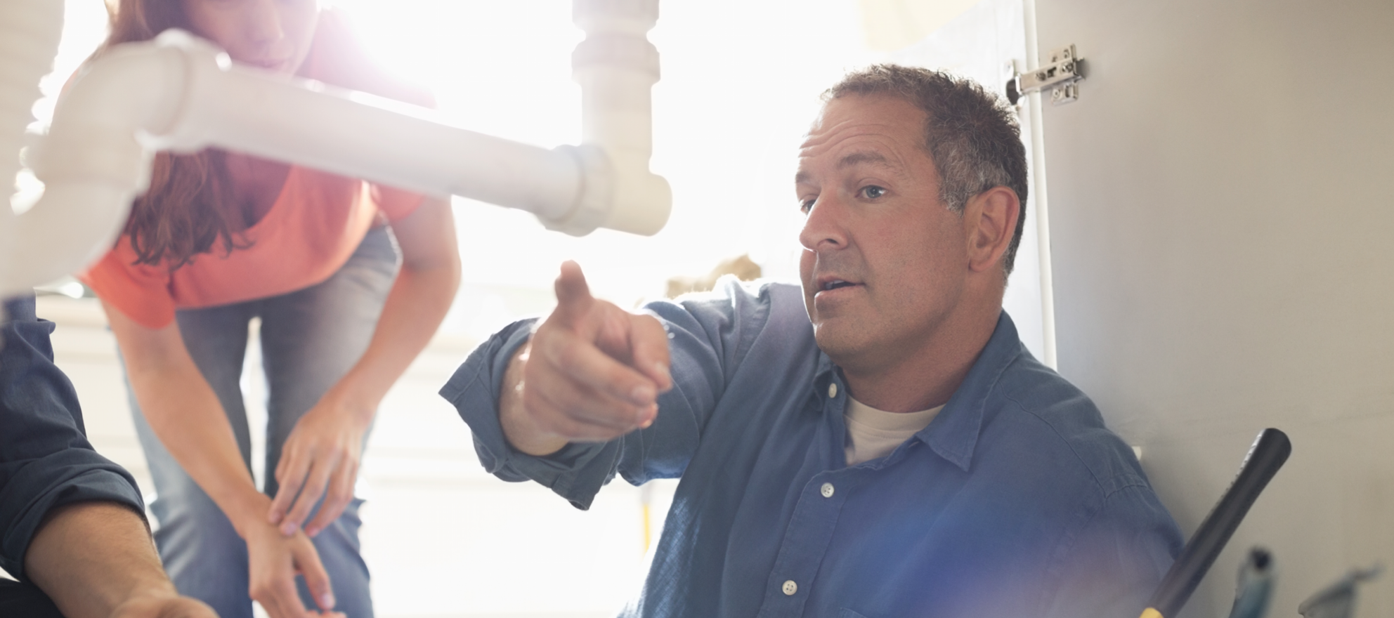 Don't find yourself 'plumb out of luck' by making this plumbing mistake
