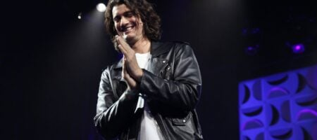 WeWork's Adam Neumann offered $1.7B to walk, SoftBank gets 80% stake