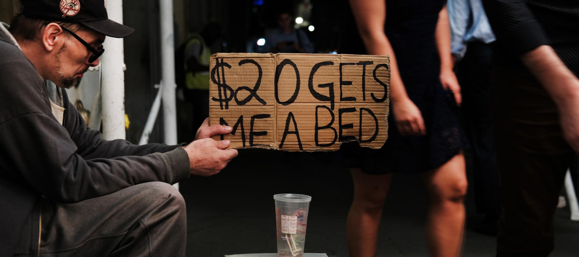 What's the key to ending chronic homelessness? Better data