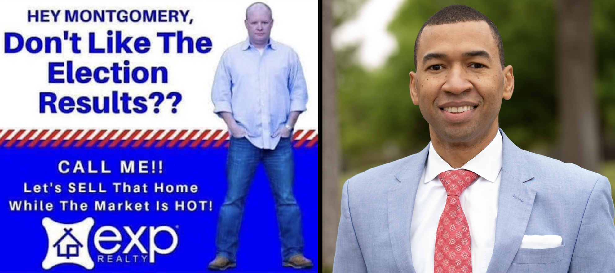 EXp Realty agent axed over offensive mayoral election ad
