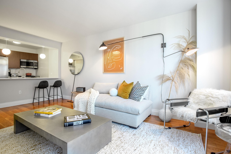 A New York City Blueground apartment
