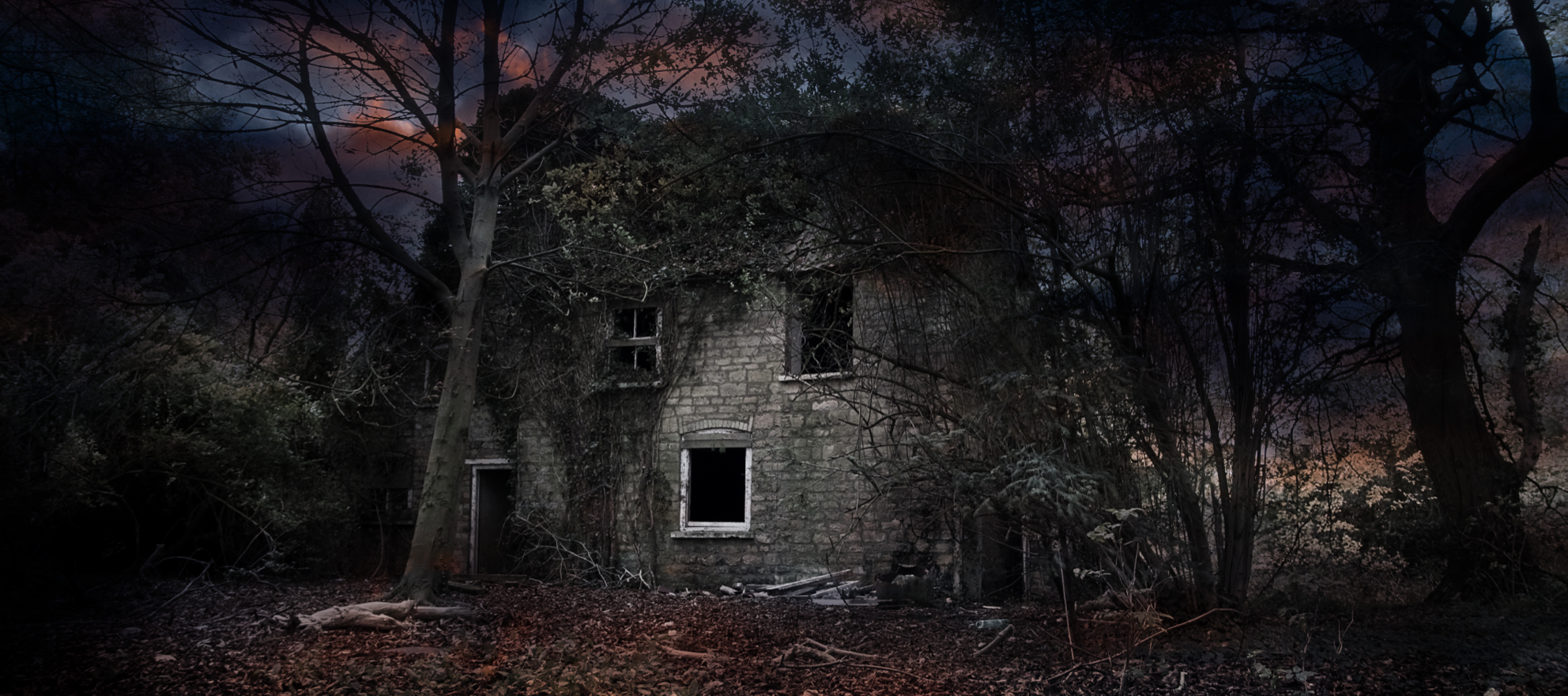 Millennials are 13 times more likely to buy a haunted house