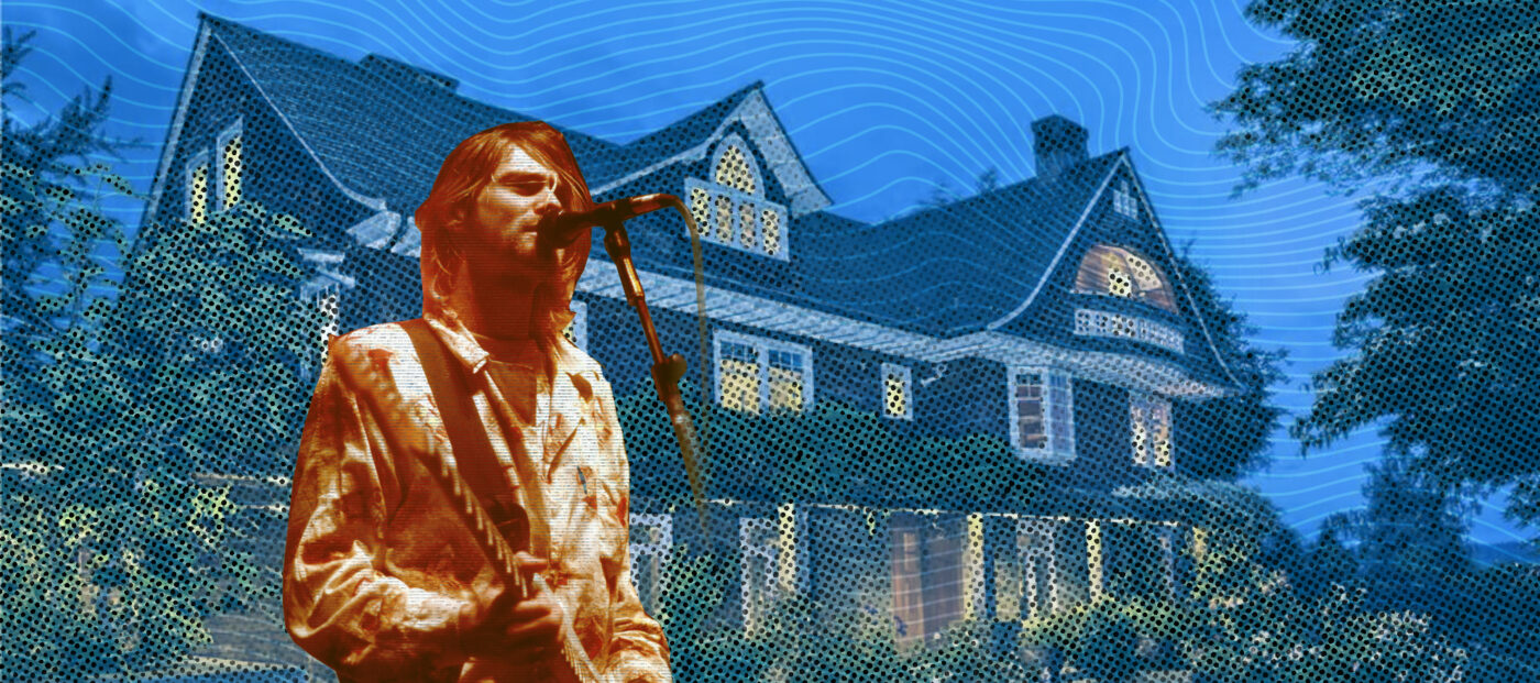 Kurt Cobain's former Seattle home hits market with $7.5M price tag
