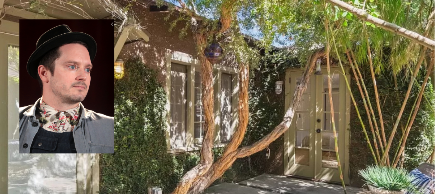 Actor Elijah Wood lists Hobbit-style bungalows for $2M