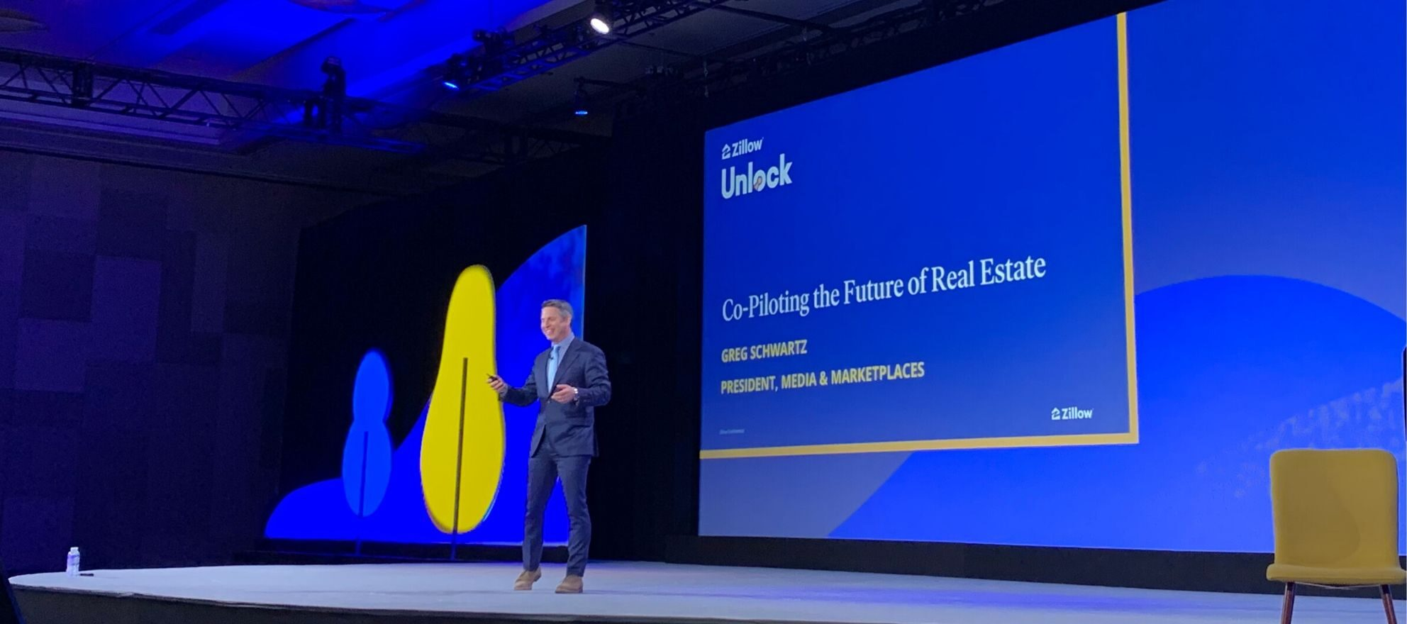 Zillow president: 'Change is going to be driven by consumers'