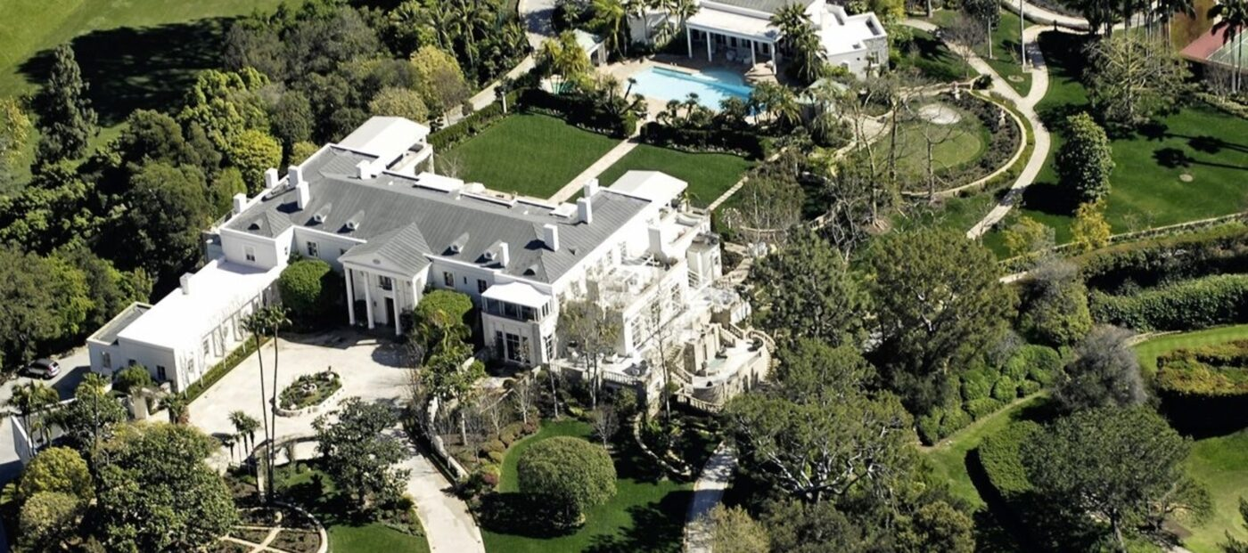 Iconic Bel Air estate becomes most expensive listing in America