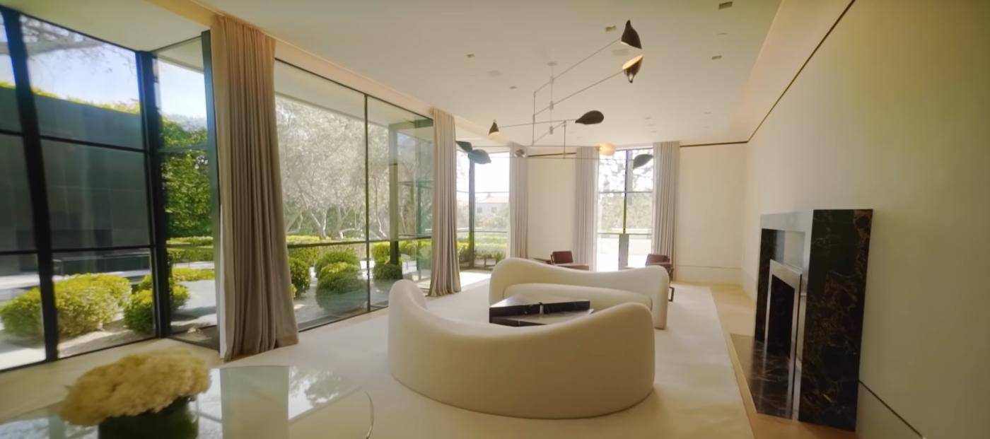 Extravagant Los Angeles spec mansion sells for $43M