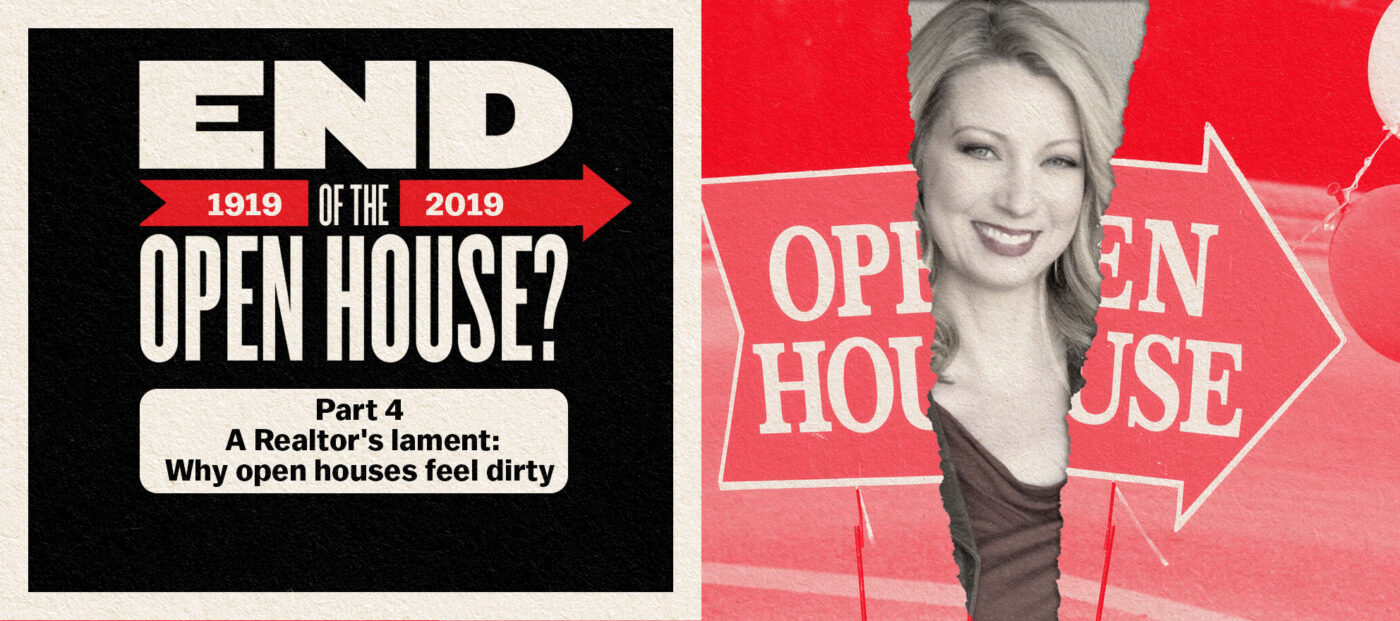 A Realtor's lament: Why open houses feel dirty