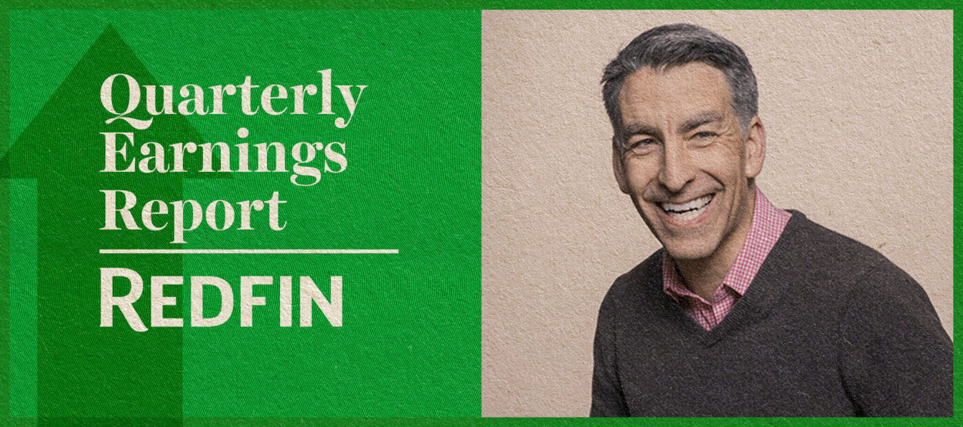 Redfin revenue up 73%, handily beating expectations
