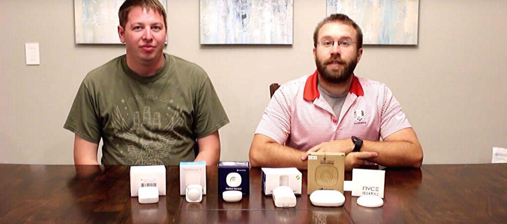 Smart-home tech for agents: Motion sensors
