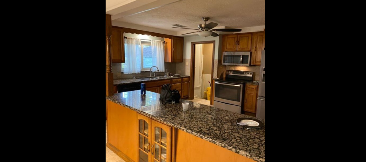 Viral Zillow listing featured lines of white powder on kitchen counter. Was it cocaine?