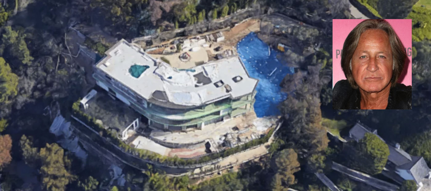 Officials move to raze Mohamed Hadid's Bel Air spec mansion