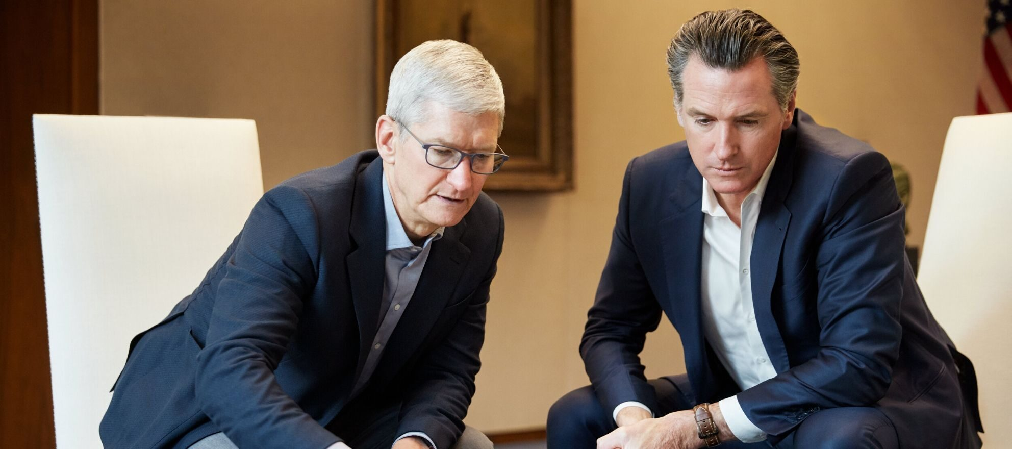 Apple becomes latest company to pledge money for housing crisis