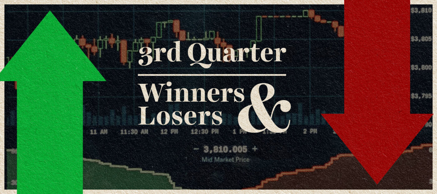 Redfin up, recruitment down: 3Q19's big winners and losers