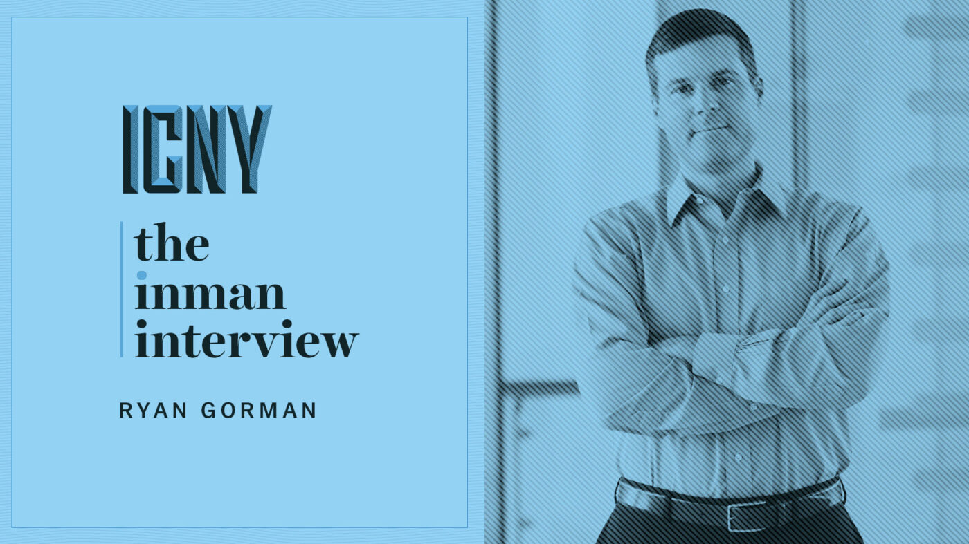 NRT and incoming Coldwell Banker CEO Ryan Gorman talks pocket listings, venture capital and 2020