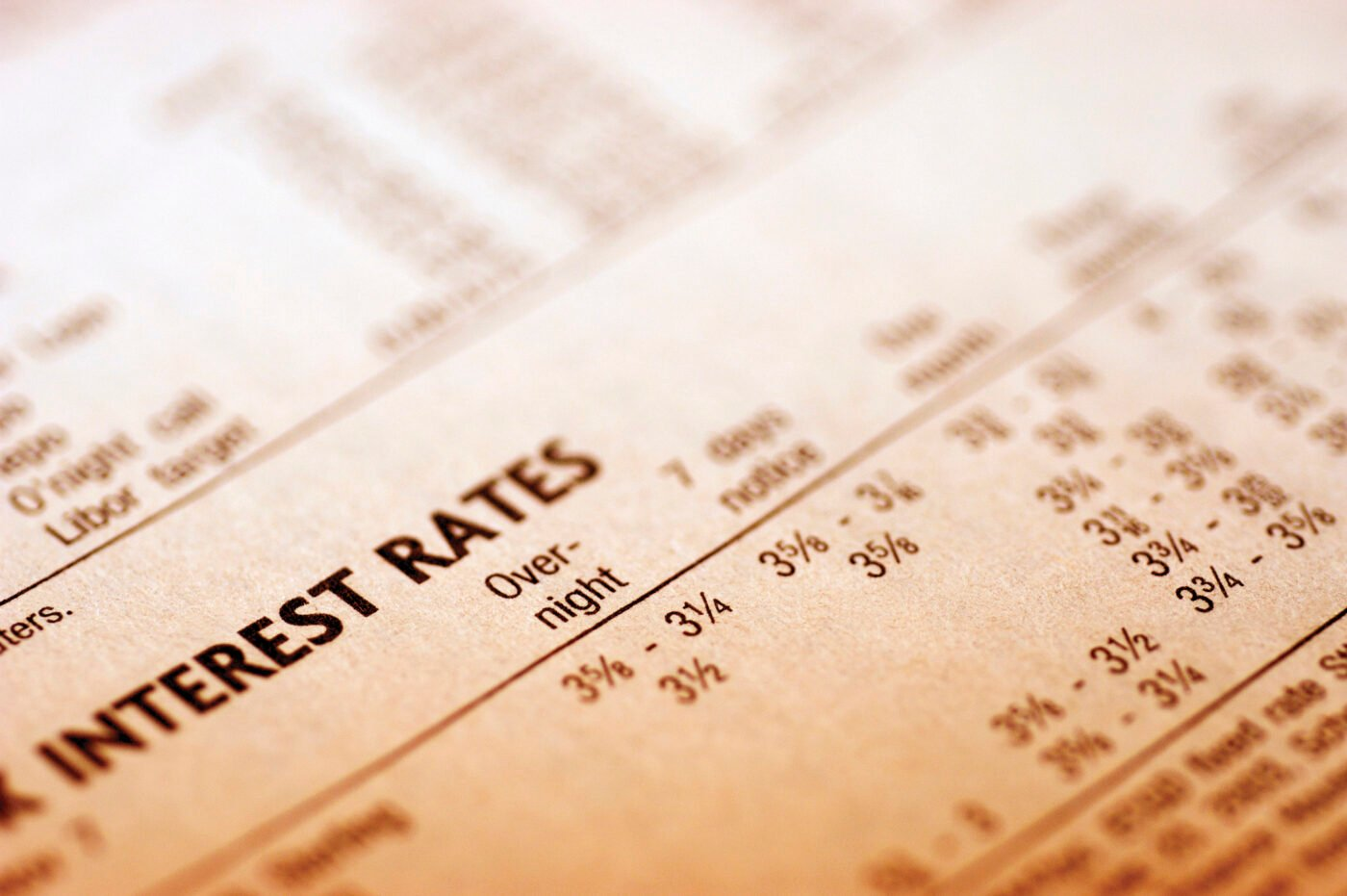 Rising rates take toll on mortgage demand