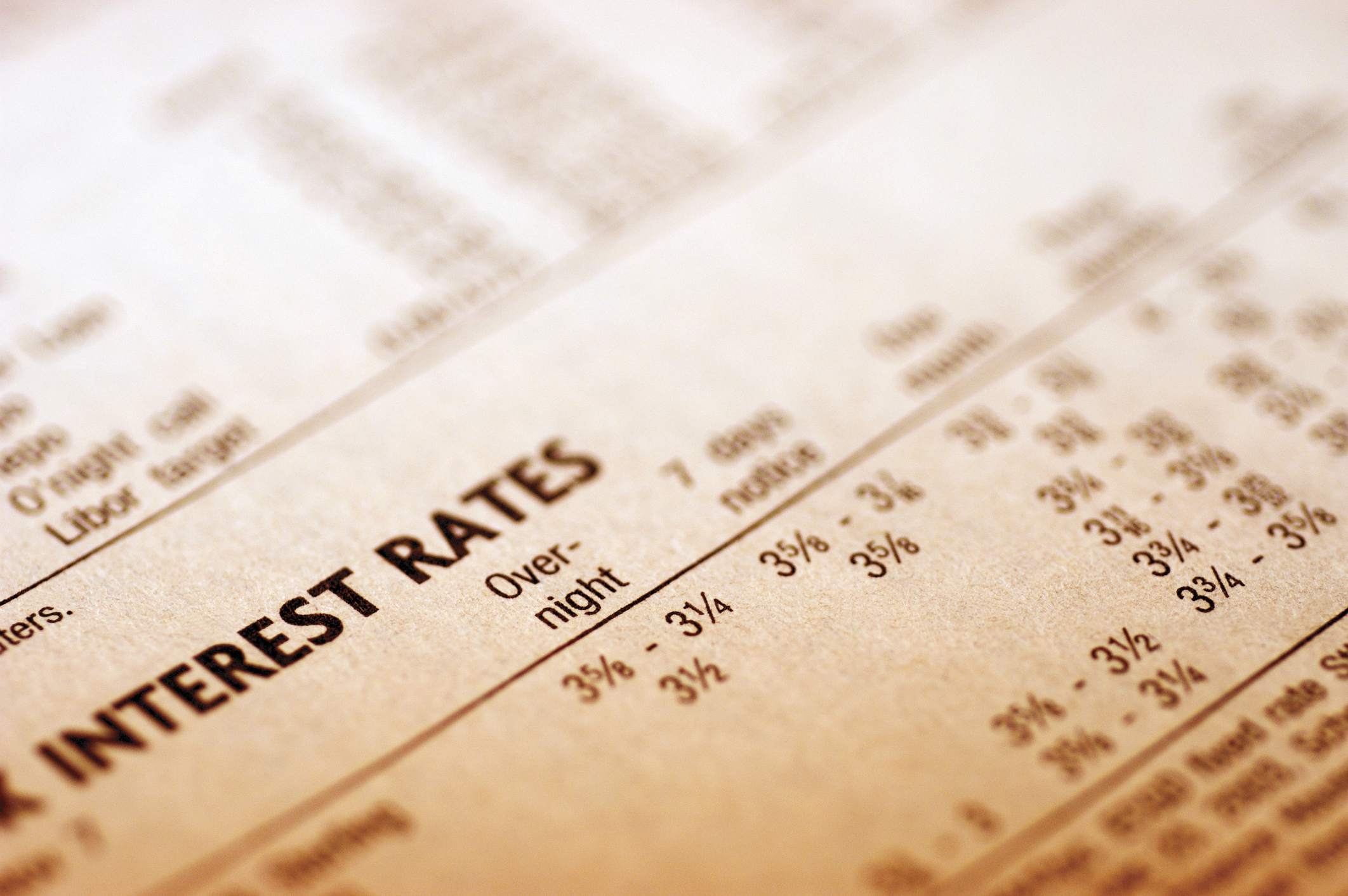 Inflation concerns not reflected in latest mortgage rate survey