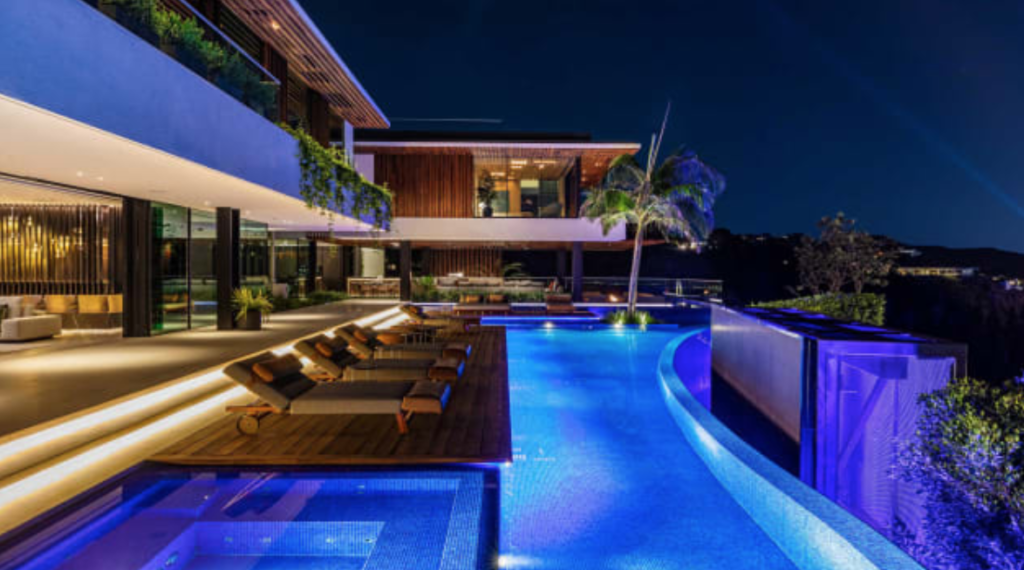 Enormous Home In Hollywood Hills Sells For 35 5m Inman