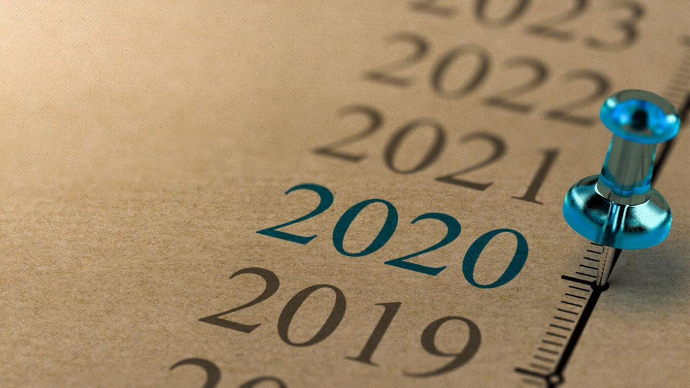 What will 2020 bring? A look back at the past decade