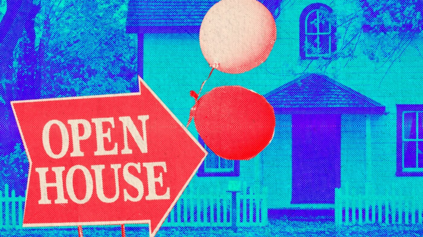 As states reopen, some luxury agents are returning to open houses