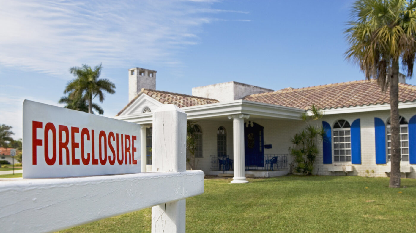 Foreclosure filings decline as moratorium is extended through January