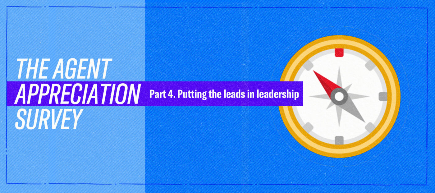Putting the leads in leadership