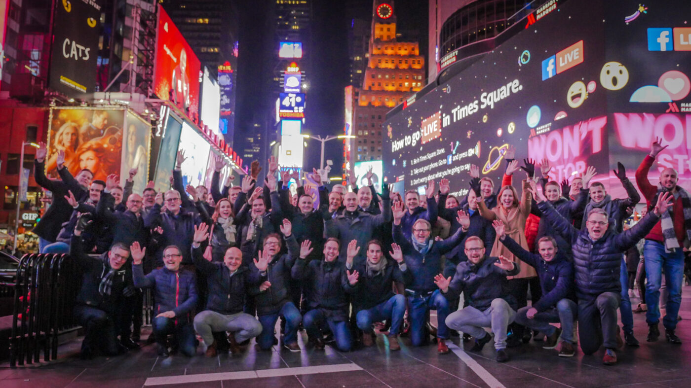 Inman Connect New York welcomes international groups