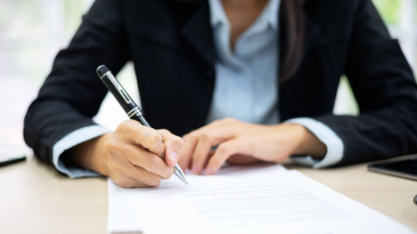 Why you should avoid abbreviating 2020 on official documents