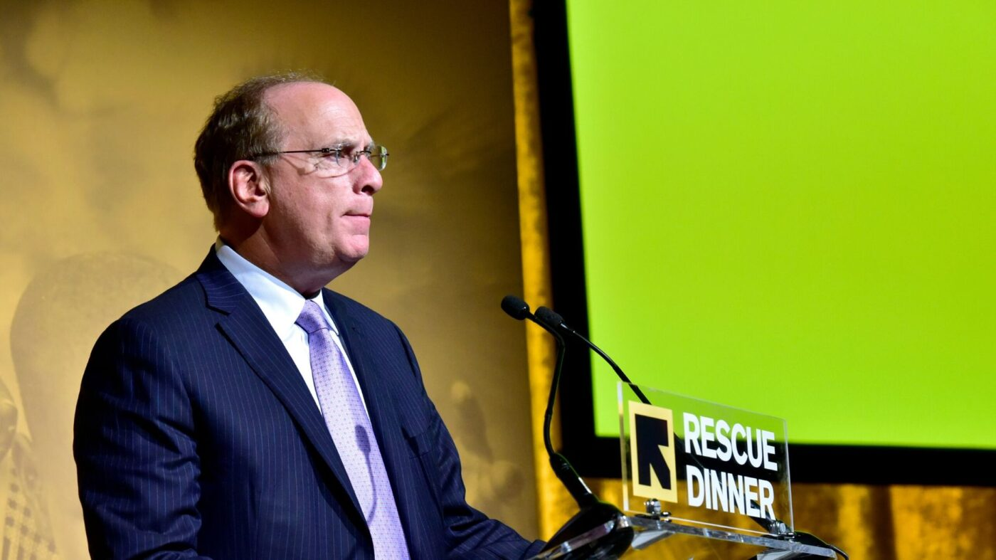 BlackRock's environmental strategy could shake up real estate industry